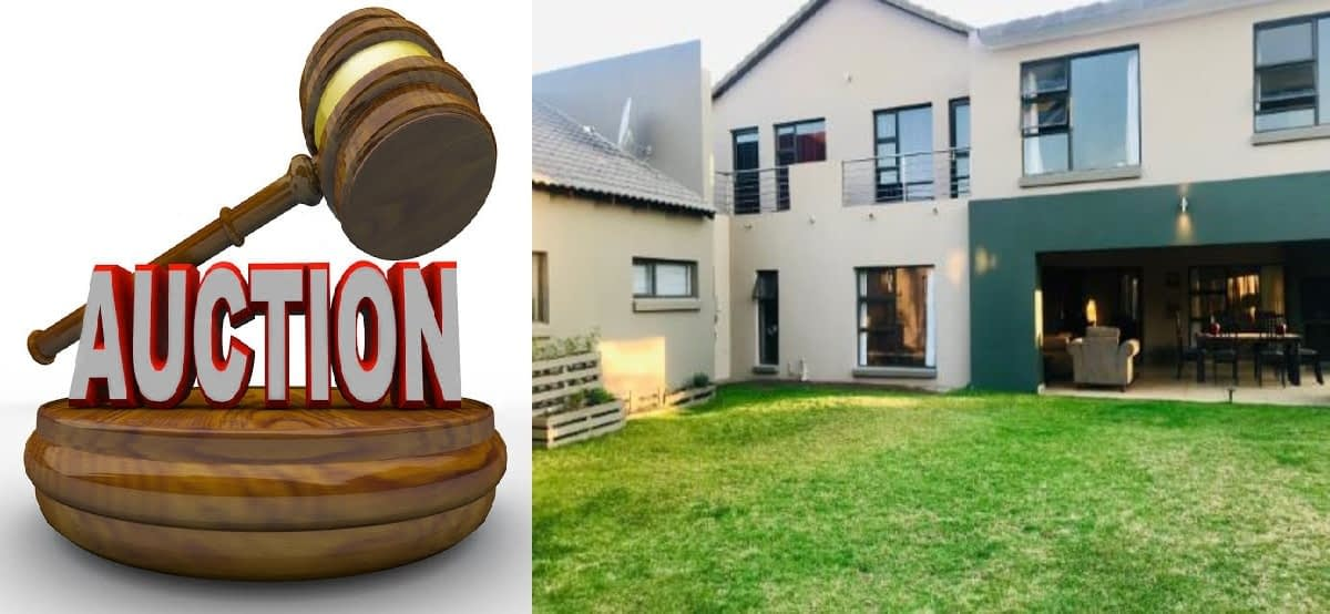 AUCTION AS ONE OF THE BEST SALES APPROACH FOR PROPERTIES