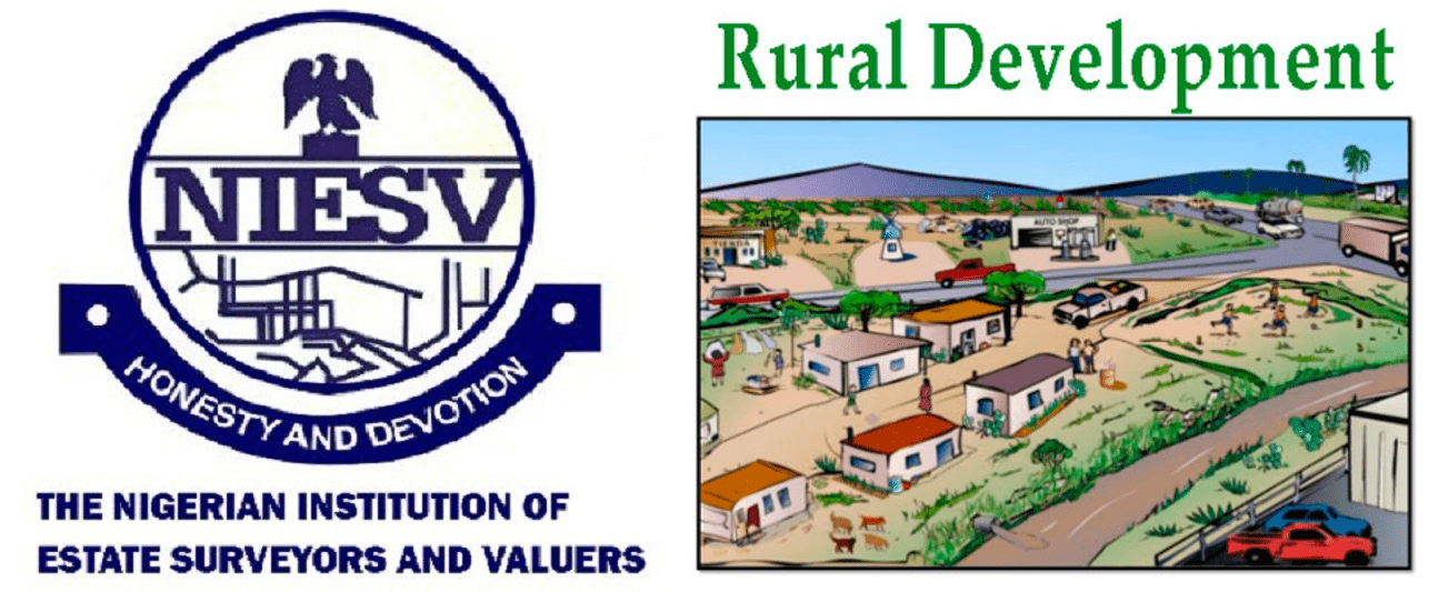 How Estate Surveyors and Valuers can boost rural development in Nigeria
